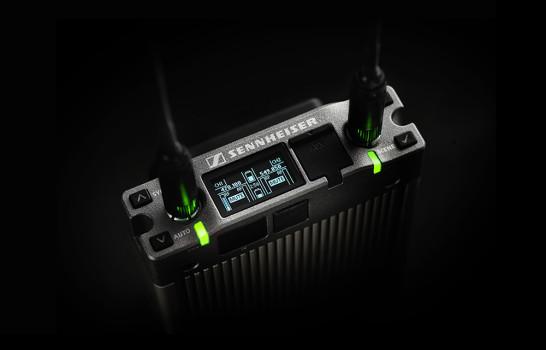 Sennheiser EX6042, il primo ricevitore analogico e digitale a due canali