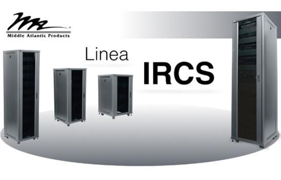 Middle Atlantic IRCS, il primo rack pre-configurato