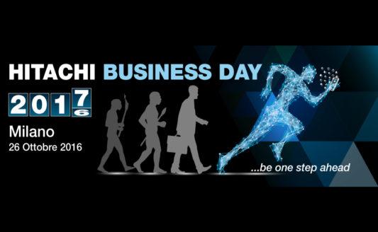 Hitachi Business Day: un forum per capire dove andrà l'IT