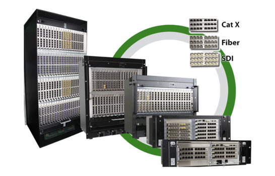 IHSE, matrici e soluzioni KVM alla massima potenza