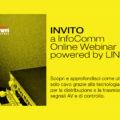 InfoComm Webinar Powered by LINDY: Tutto su un solo cavo