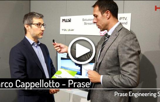 Intervista a Marco Cappellotto, Prase Engineering