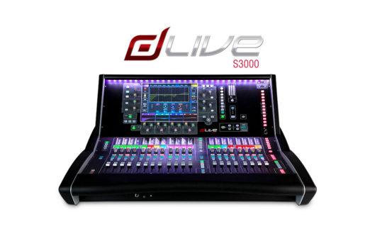 Allen & Heath, due app in più per il mixing dLive