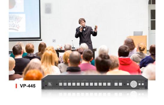 VP-445 ProScale™, il nuovo Presentation Switcher firmato Kramer