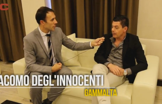 Intervista a Giacomo Degl'innocenti, Gammalta