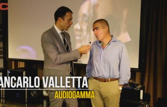 Intervista a Giancarlo Valletta, Audiogamma