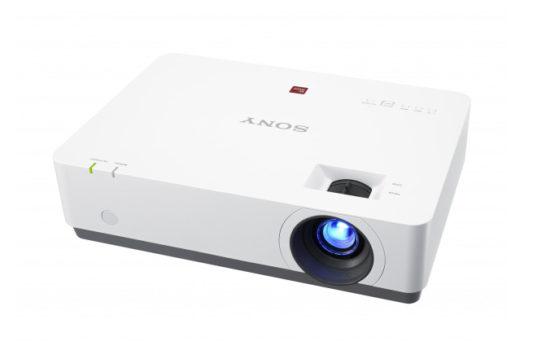 Proiettori Sony Serie E: luminosità innanzitutto