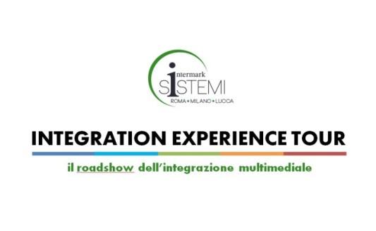 Intermark: parte il ROADSHOW dell'integrazione A/V