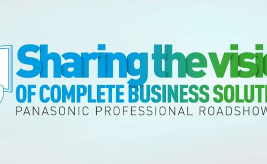 Panasonic Professional Roadshow 2014