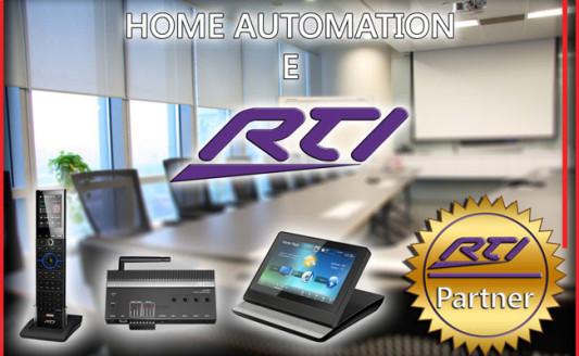 Home automation e RTI