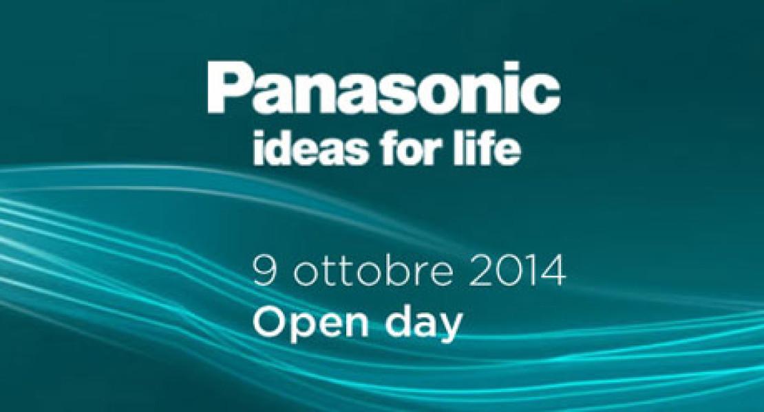 Panasonic Open Day 9 ottobre