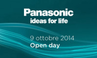 Panasonic Open Day 9 ottobre
