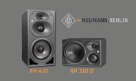 Neumann amplia la linea di studio monitor attivi