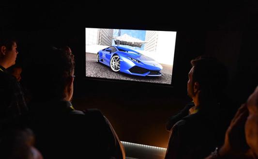 CES 2015: Panasonic svela i prototipi 8K