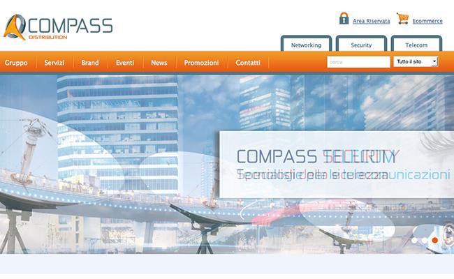 AXIS firma l'accordo con Compass - System Integrator Magazine