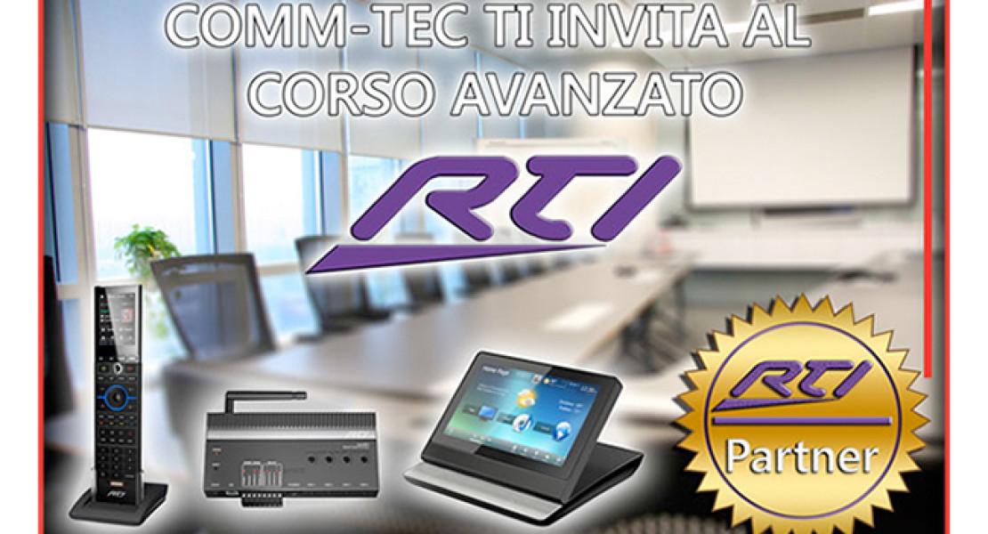 Comm-Tec: Corso per programmatori di tecnologie RTI