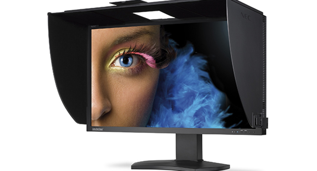 NEC lancia il suo nuovo SpectraView Reference 4K UHD