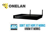 ONELAN, i player NTB-4K ottengono la certificazione Crestron 4K
