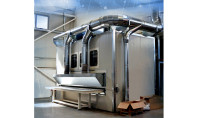 Screenint inaugura un nuovo impianto di verniciatura