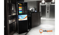 Infopoint, il digital signage funzionale con l'hardware Onelan