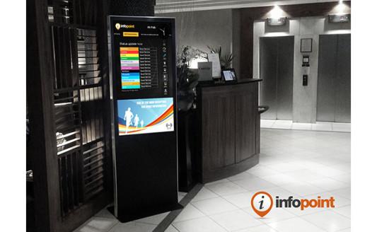 Infopoint, il digital signage funzionale con l'hardware Onelan