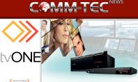 TvOne, c'è un nuovo firmware per i CORIOmaster