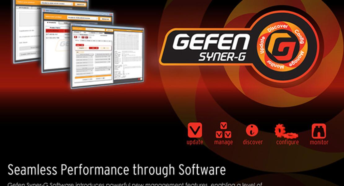 Gefen porta le novità a InfoComm 2015