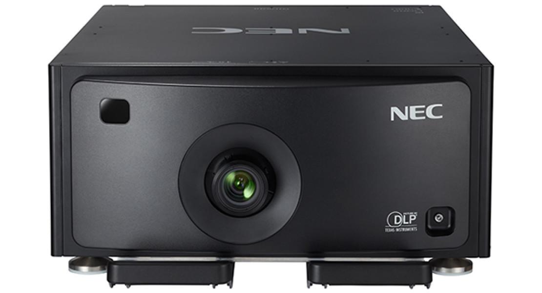 NEC, c'è il laser per i nuovi videoproiettori 3 chip