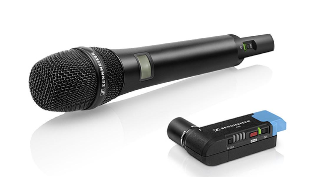 Sennheiser AVX, il microfono giusto per i videomaker