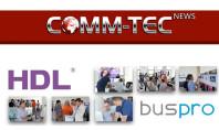 Comm-Tec, presentata la linea HDL BusPRO