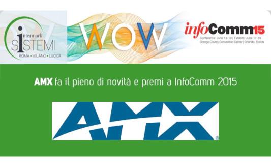 AMX, avanti con le novità 2015