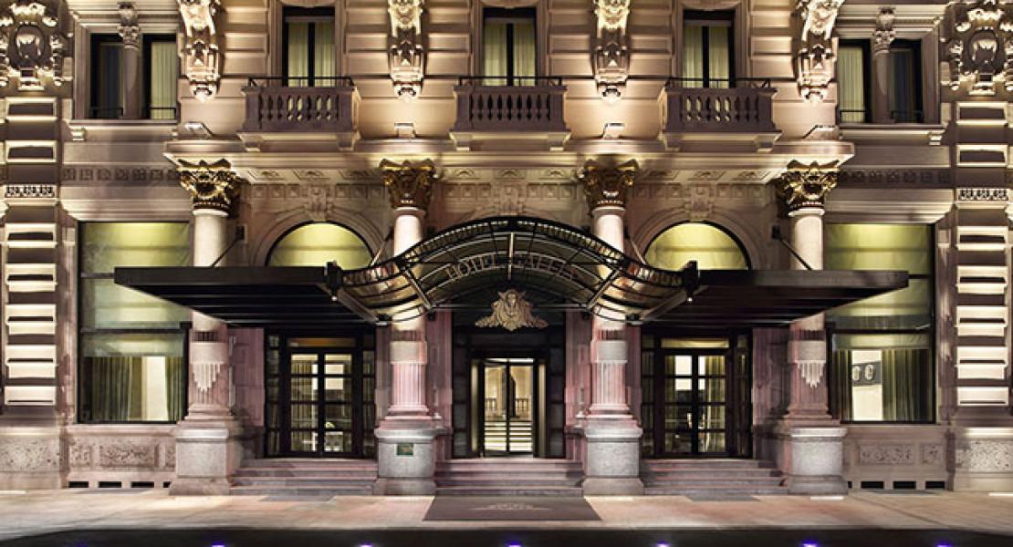 Excelsior Hotel Gallia torna a splendere con Idea di Vimar