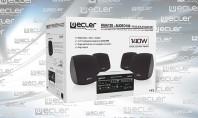 Ecler Horeca 140 Pack, kit plug&play per retail e showroom