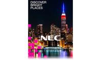 NEC Showcase 2015: l'esperienza visiva è al centro
