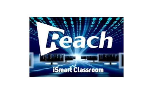 Lezioni anni avanti con Reach iSmart Classroom