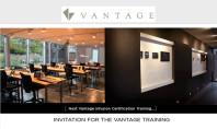 Vantage Infusion Certification Training