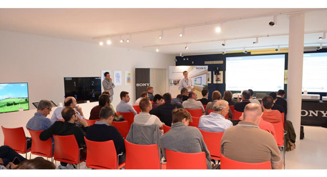 Adeo e Sony, grande successo al Museo Enzo Ferrari