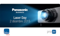 Adeo vi invita al Panasonic Laser Day