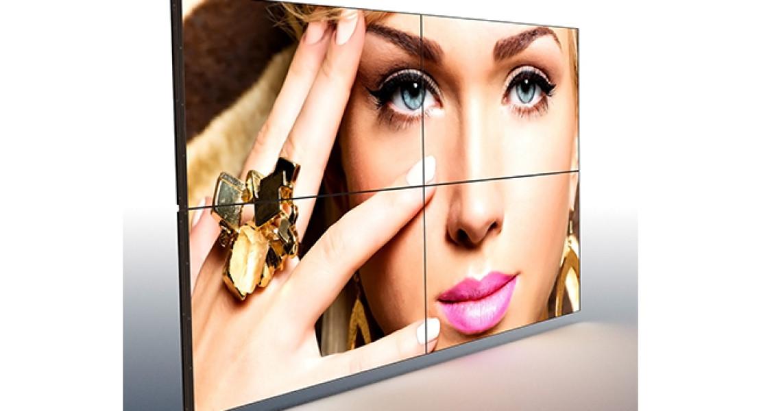 Nuovi pannelli NEC per i videowall all'avanguardia