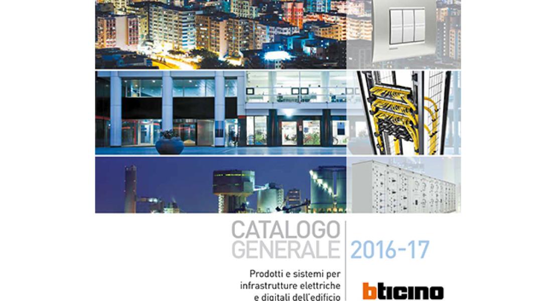 Catalogo Bticino Pdf