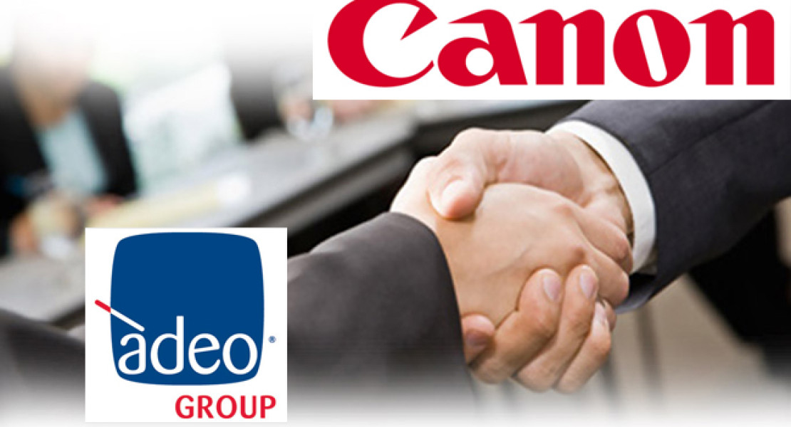 Adeo Group: Canon ne riconosce la qualità con una certificazione