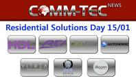 Spazio alle soluzioni residenziali con Comm-Tec