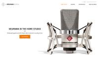 Neumann in the Home Studio: un coinvolgimento diretto per professionisti e appassionati
