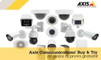 Programma B&T: approfitta e richiedi il prodotto Axis più adatto alle tue esigenze