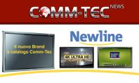 Newline Interactive entra nel catalogo Comm-Tec
