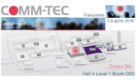 Comm-Tec partecipa a Prolight+Sound