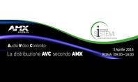 AMX e la distribuzione AVC: con Intermark un evento a Roma
