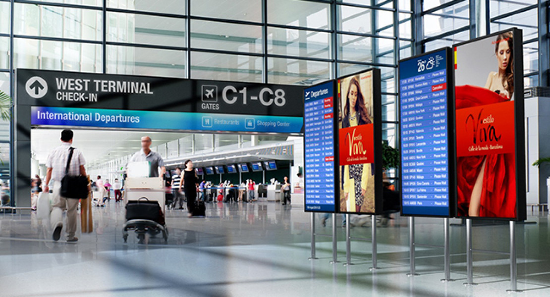 Digital Signage in ambienti critici: ecco il NEC X754HB