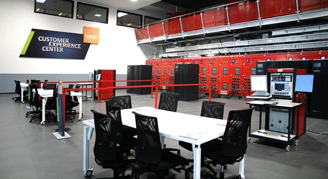 Emerson_Customer Experience Center