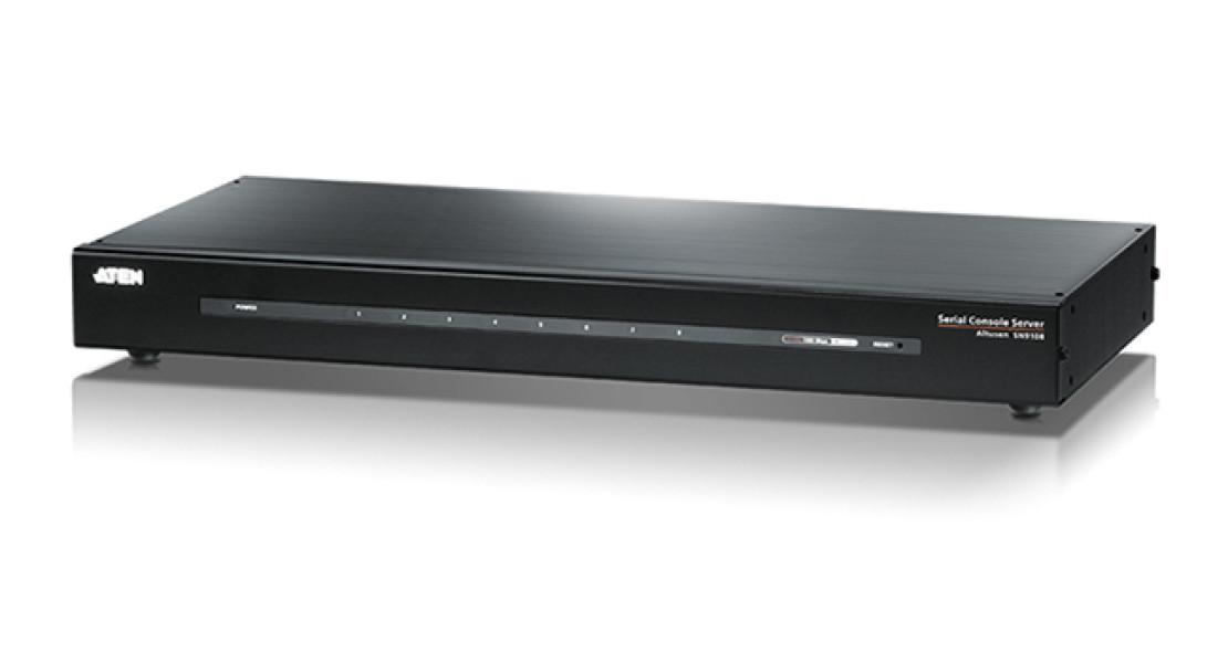 Aten SN9108, il nuovo server console seriale a 8 porte